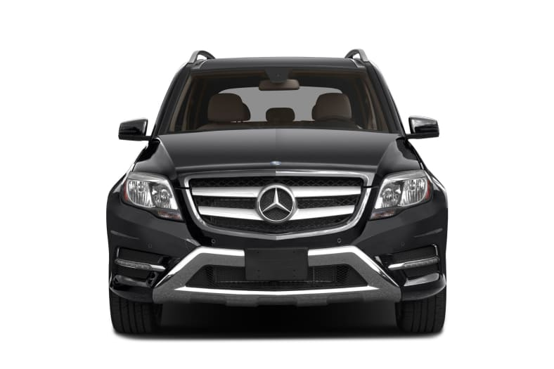 2013 Mercedes-Benz GLK-Class Exterior Photo