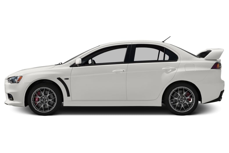 2013 Mitsubishi Lancer Evolution Exterior Photo