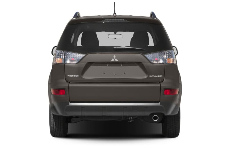 2013 Mitsubishi Outlander Exterior Photo