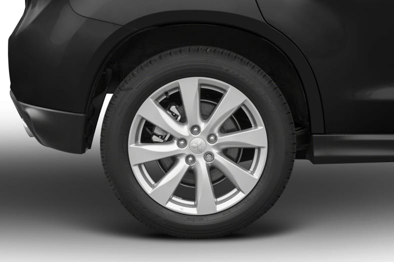 2013 Mitsubishi Outlander Sport Exterior Photo