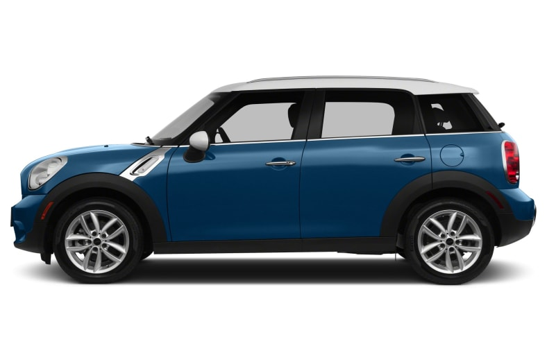 2013 MINI Countryman Exterior Photo