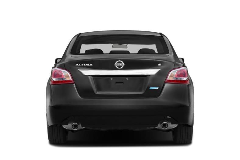2015 Nissan Altima Exterior Photo