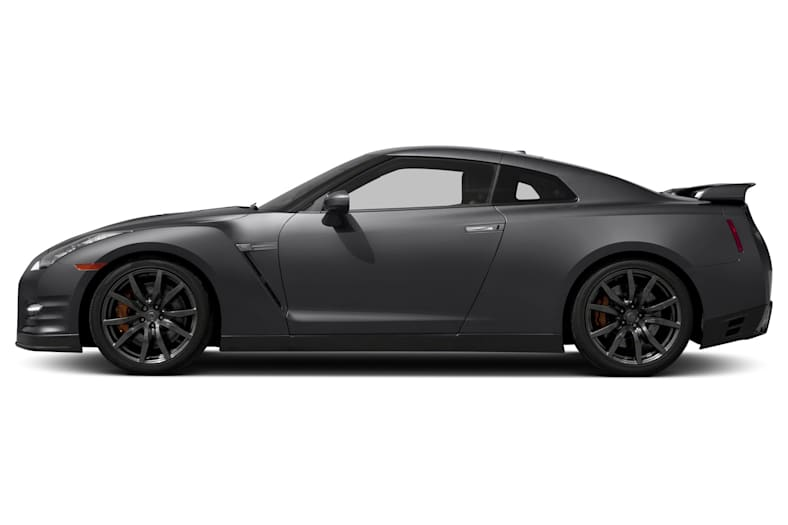 2013 Nissan GT-R Exterior Photo