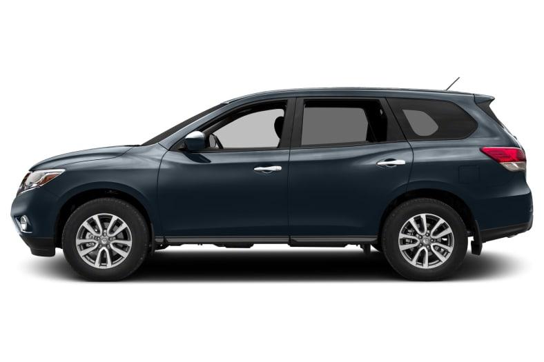 2013 Nissan Pathfinder Exterior Photo