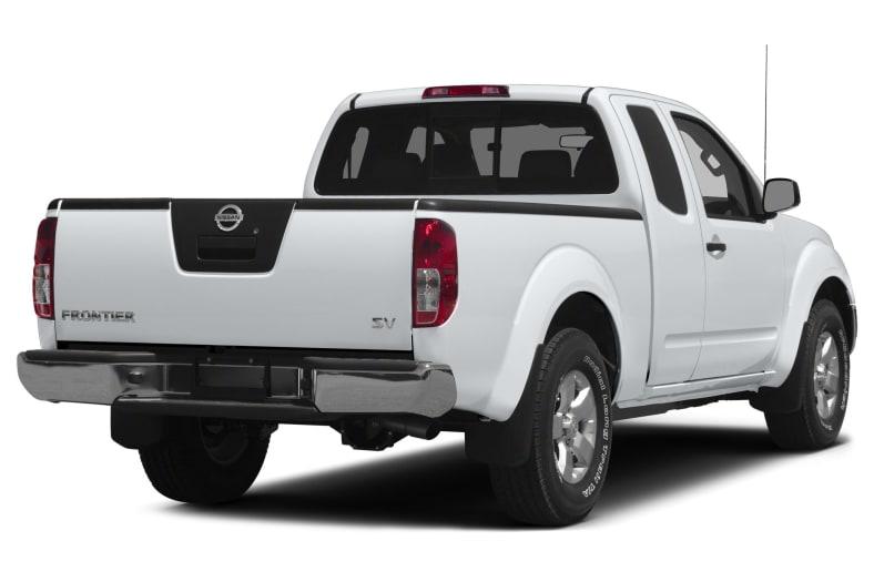 2013 Nissan Frontier Exterior Photo