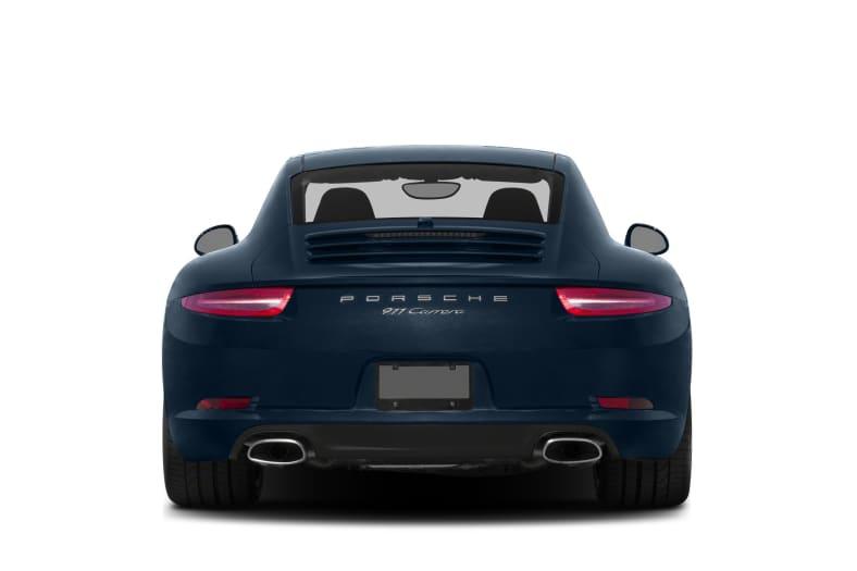 2013 Porsche 911 Exterior Photo