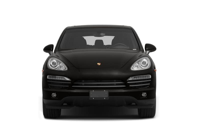2013 Porsche Cayenne Hybrid Exterior Photo