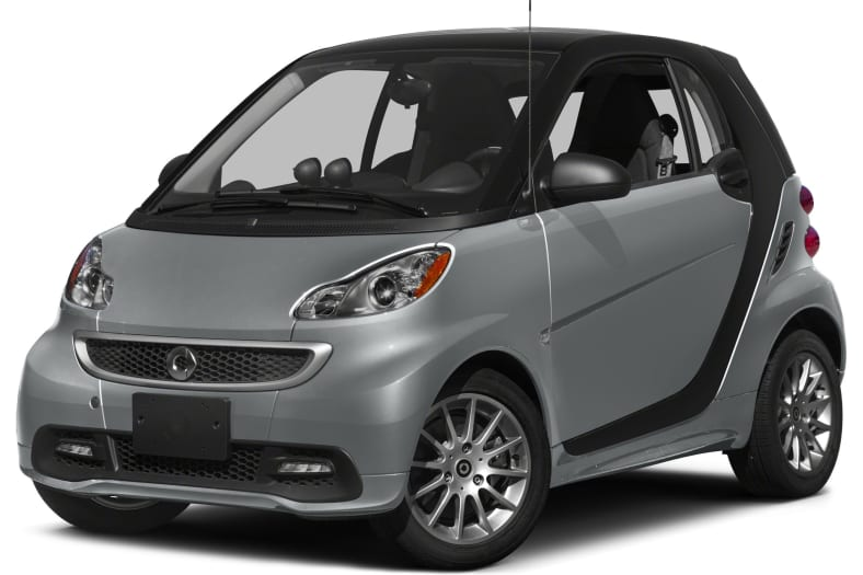 2013 smart fortwo Exterior Photo