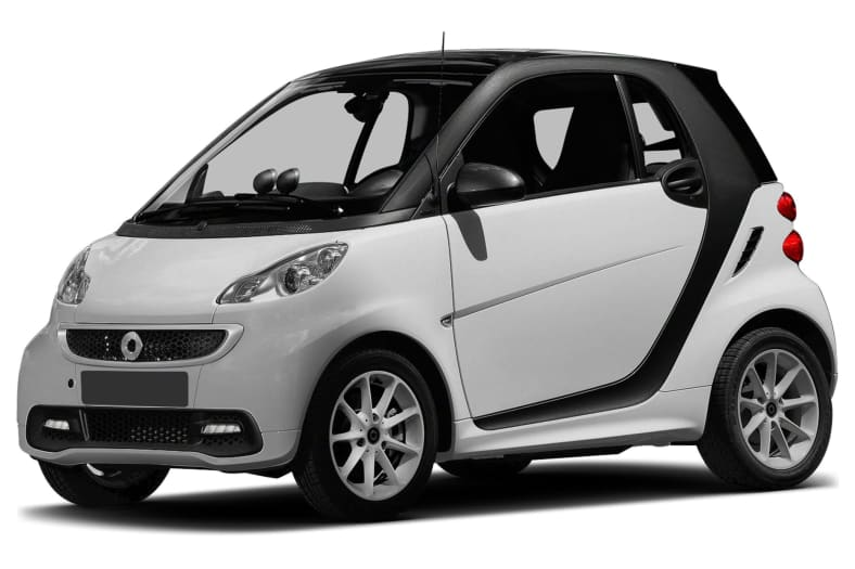 2013 smart fortwo electric drive Exterior Photo