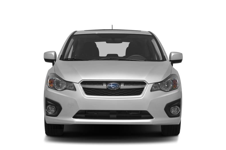 2013 Subaru Impreza Exterior Photo