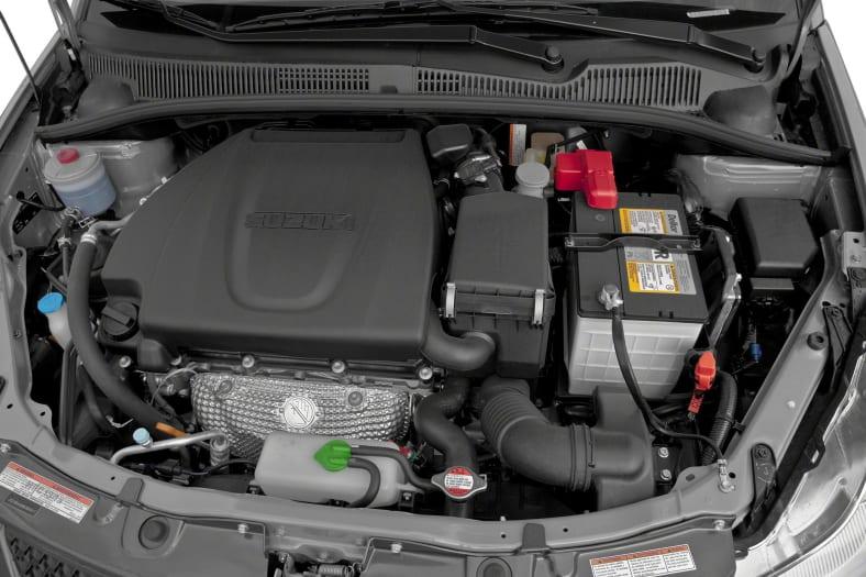 2013 Suzuki SX4 Exterior Photo
