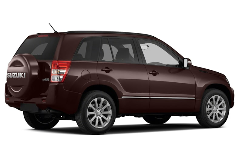 2013 Suzuki Grand Vitara Exterior Photo
