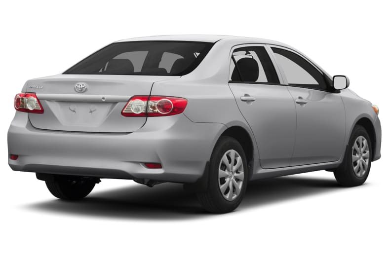 2013 Toyota Corolla Exterior Photo