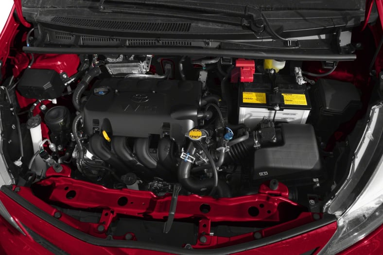 2013 Toyota Yaris Exterior Photo