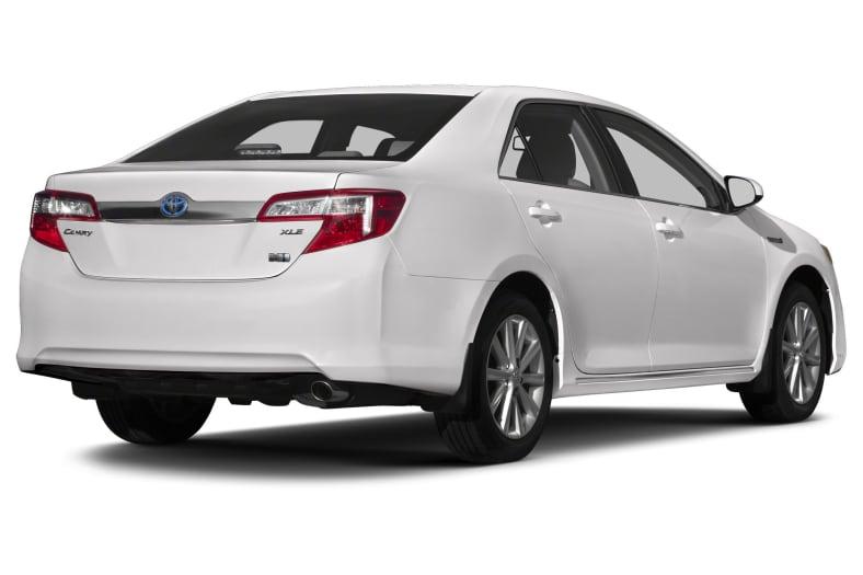 2013 Toyota Camry Hybrid Exterior Photo