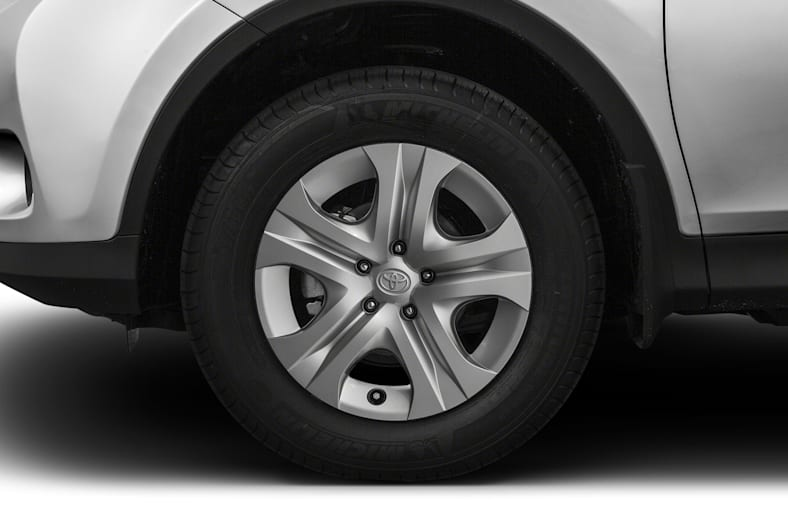 2013 Toyota RAV4 Exterior Photo