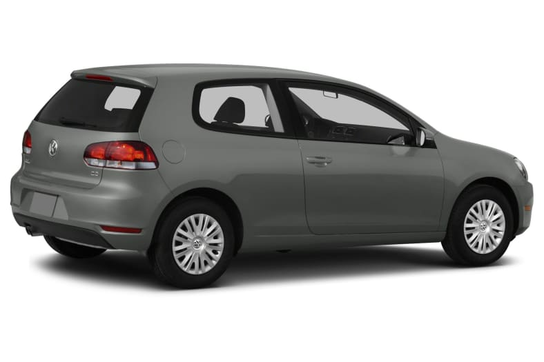 2013 Volkswagen Golf Exterior Photo
