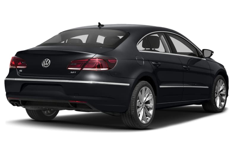 2014 Volkswagen CC Exterior Photo