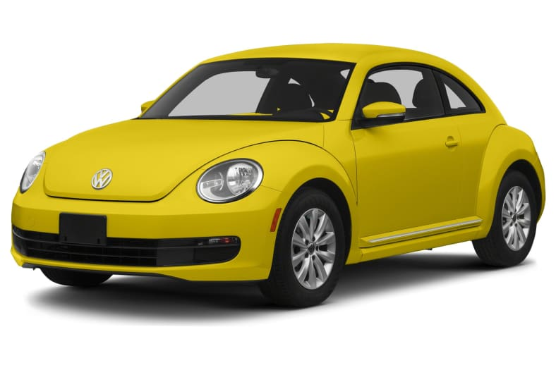 2013 Volkswagen Beetle Exterior Photo