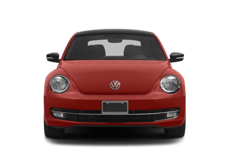 2013 Volkswagen Beetle Exterior Photo