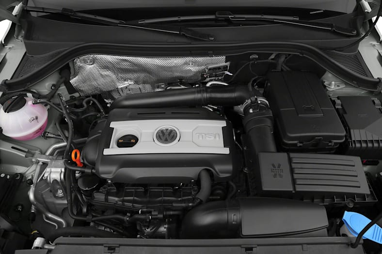 2013 Volkswagen Tiguan Exterior Photo