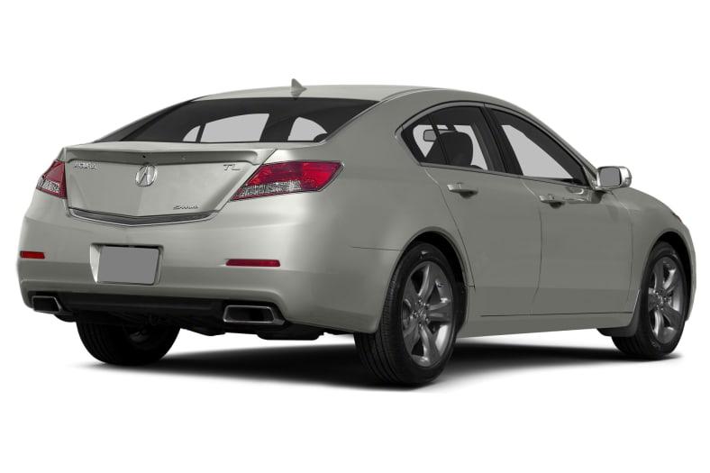 2014 Acura TL Exterior Photo
