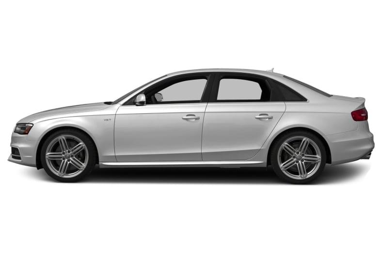 2014 Audi S4 Exterior Photo