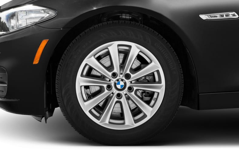 2014 BMW 550 Exterior Photo