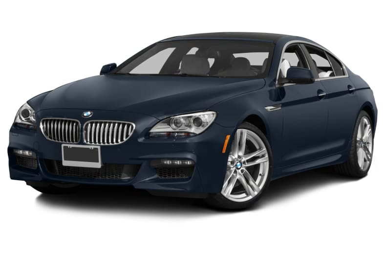 2014 BMW 640 Gran Coupe Exterior Photo
