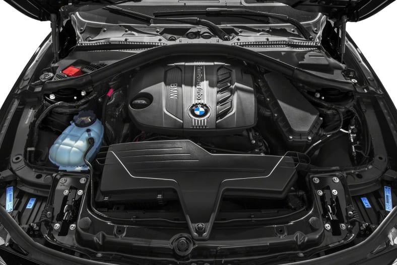 2014 BMW 328d Exterior Photo
