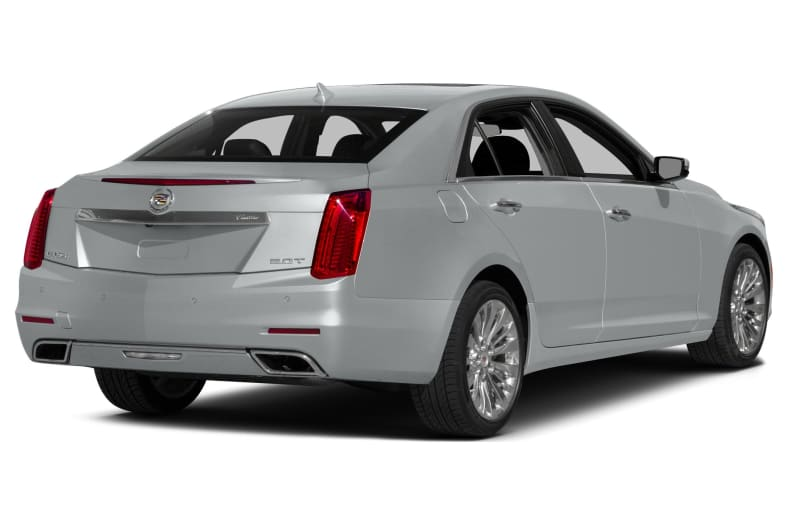 2014 Cadillac CTS Exterior Photo