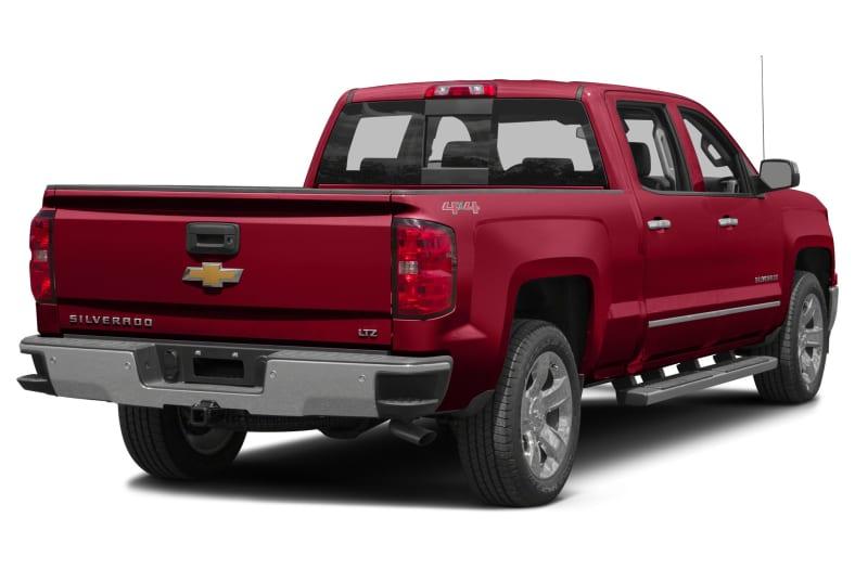 2014 Chevrolet Silverado 1500 Exterior Photo