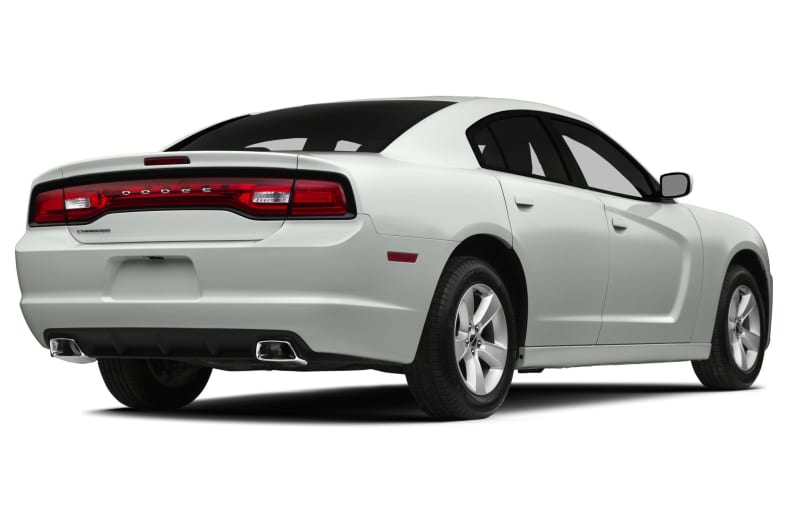 2014 Dodge Charger Exterior Photo