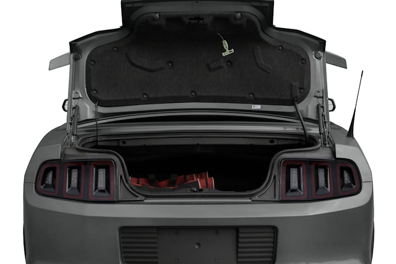 2014 Ford Mustang Exterior Photo