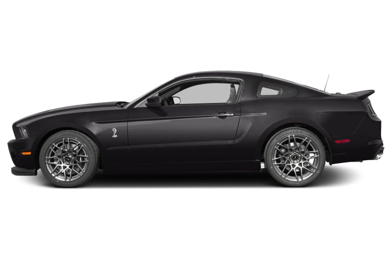 2014 Ford Shelby GT500 Exterior Photo