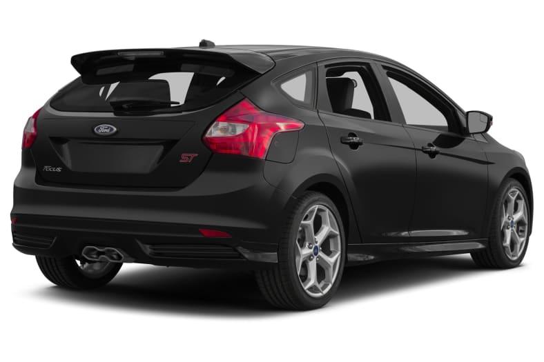 2014 Ford Focus ST Exterior Photo