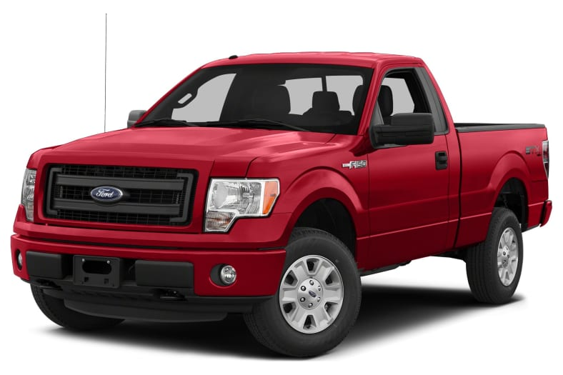 2014 Ford F150 Information