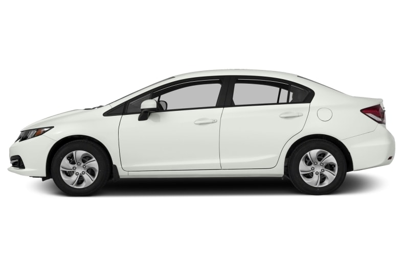 2014 Honda Civic Exterior Photo