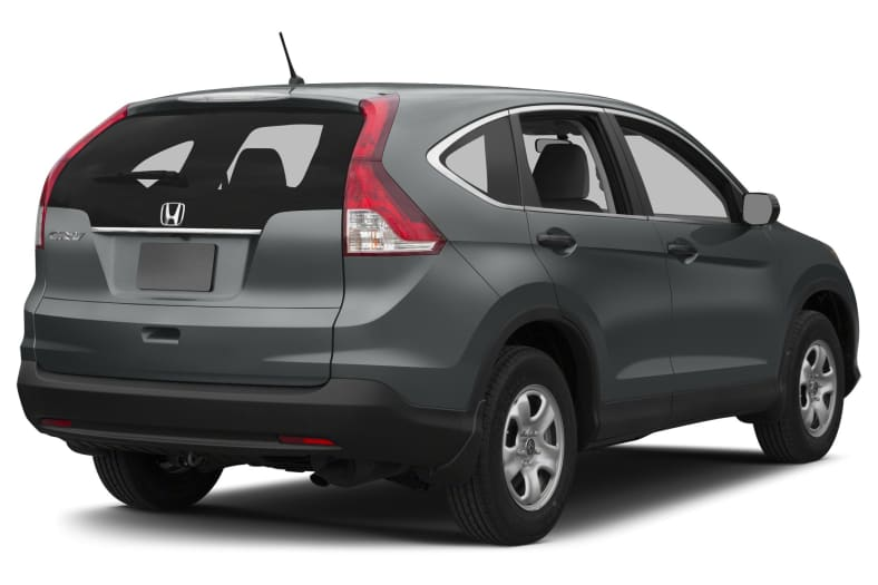 2014 Honda CR-V Exterior Photo