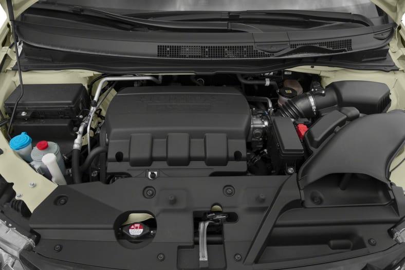 2014 Honda Odyssey Exterior Photo