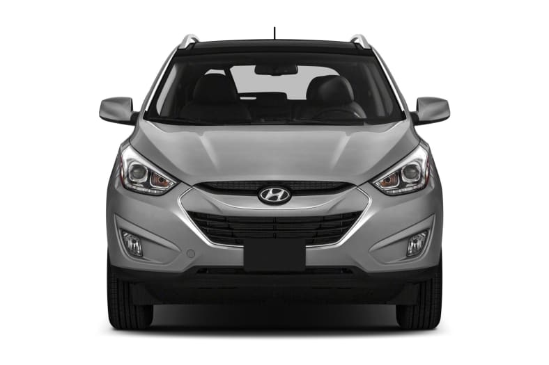 2014 Hyundai Tucson Exterior Photo