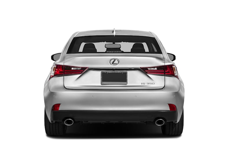 2014 Lexus IS 350 Exterior Photo