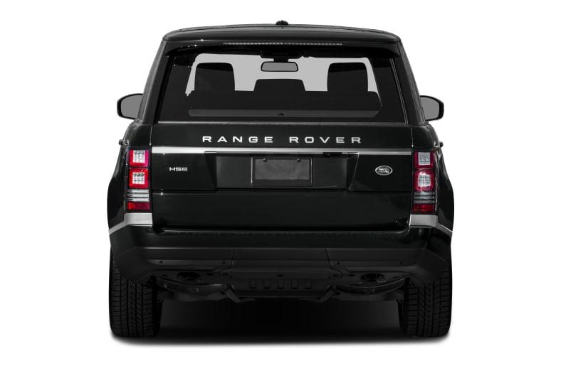 2014 Land Rover Range Rover Exterior Photo