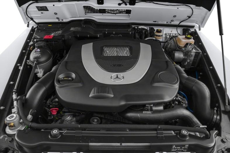 2014 Mercedes-Benz G-Class Exterior Photo