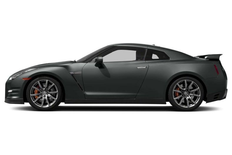 2014 Nissan GT-R Exterior Photo
