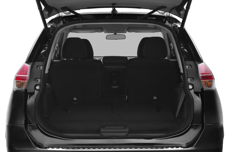 2014 Nissan Rogue Exterior Photo