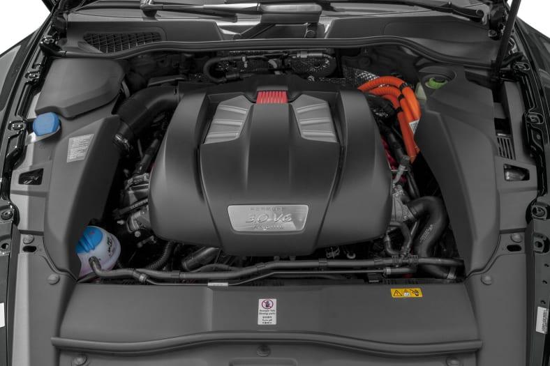 2014 Porsche Cayenne Hybrid Exterior Photo