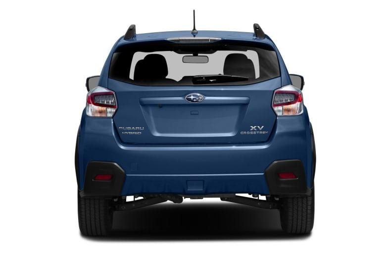 2014 Subaru XV Crosstrek Hybrid Exterior Photo
