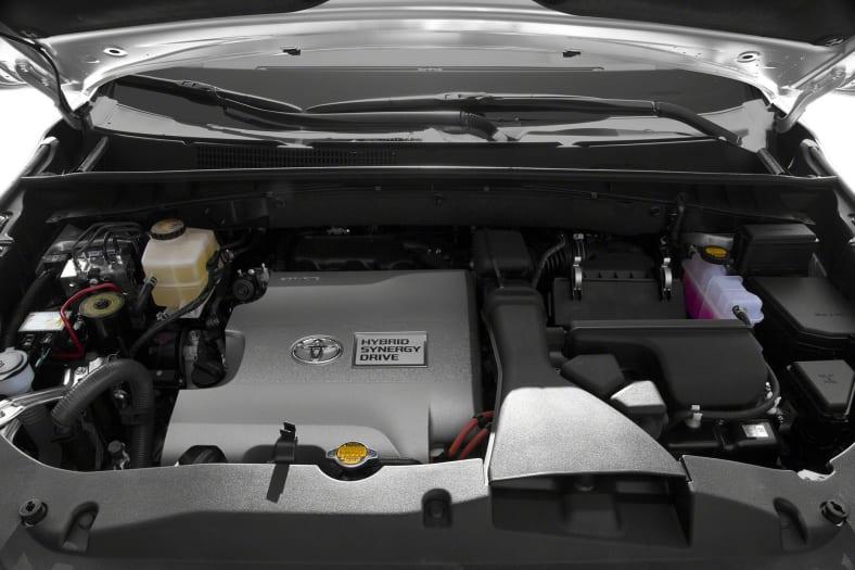 2014 Toyota Highlander Hybrid Exterior Photo