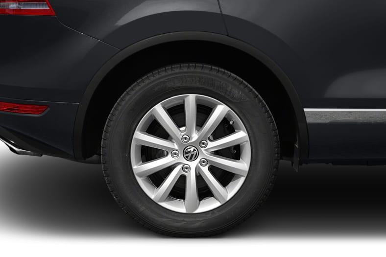 2014 Volkswagen Touareg Exterior Photo